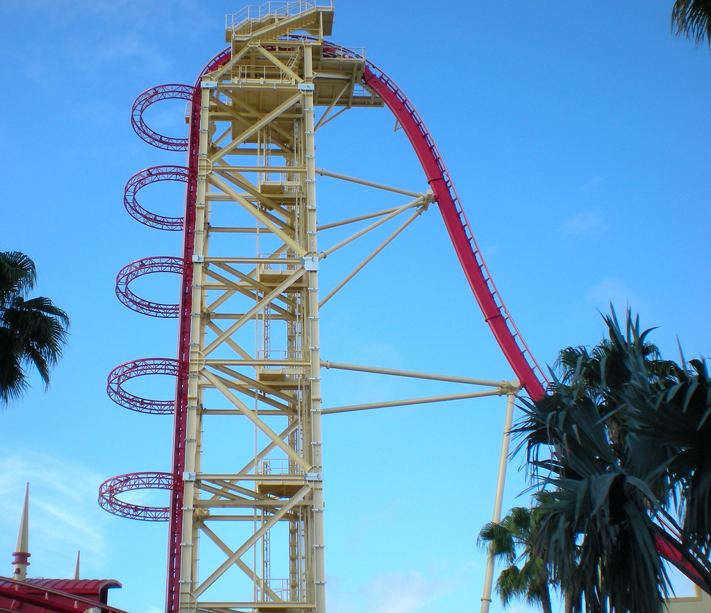 Hollywood Rip Ride Rockit Pov With An 8 Year Old Girl