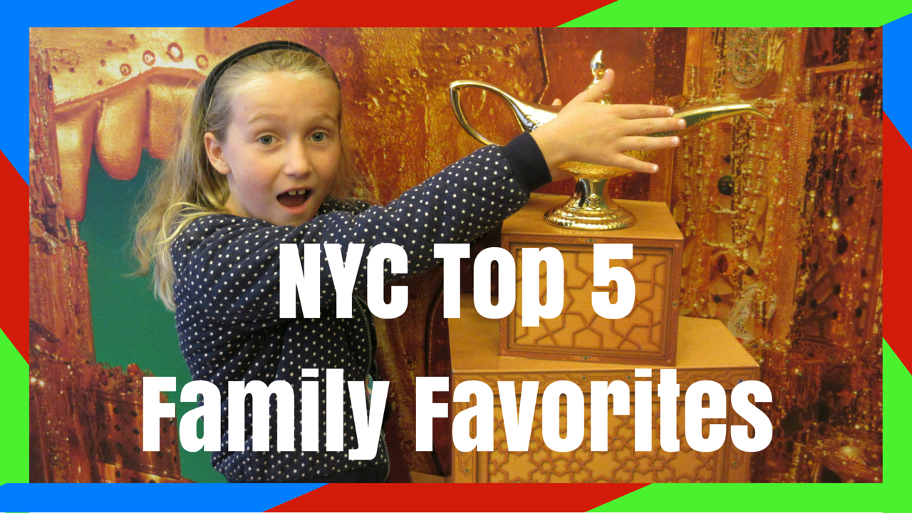 Top 5 family activities in nyc for Nyc kids activities today