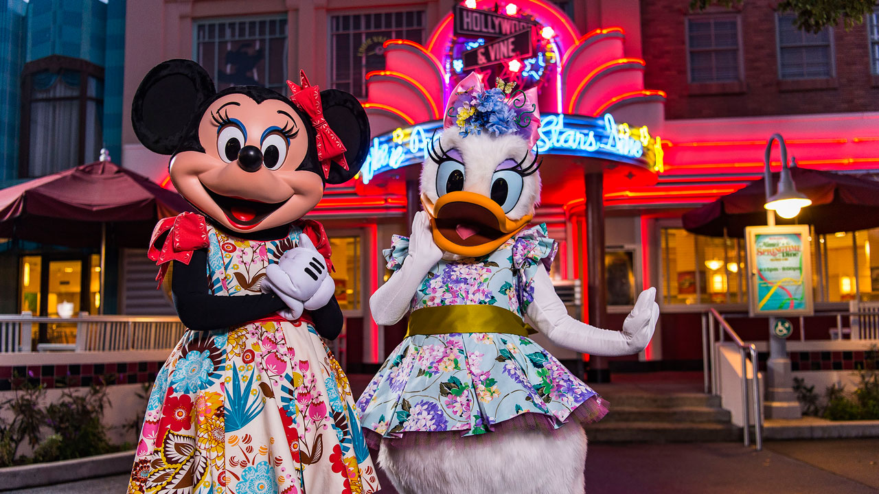 Minnie's Springtime Dine Coming to Hollywood and Vine at Disney's Hollywood Studios
