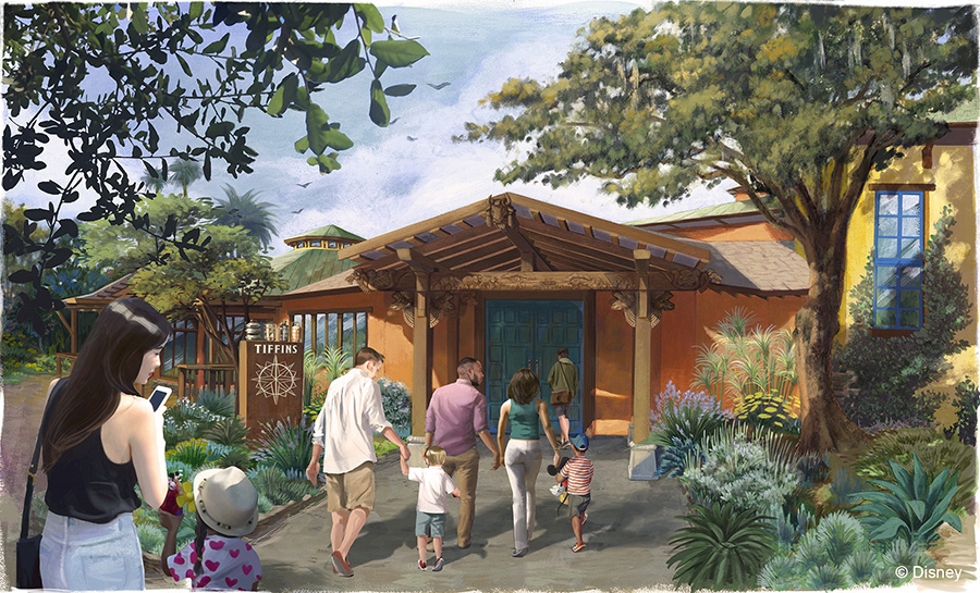 New Details about Tiffins at Disney's Animal Kingdom, Walt Disney World