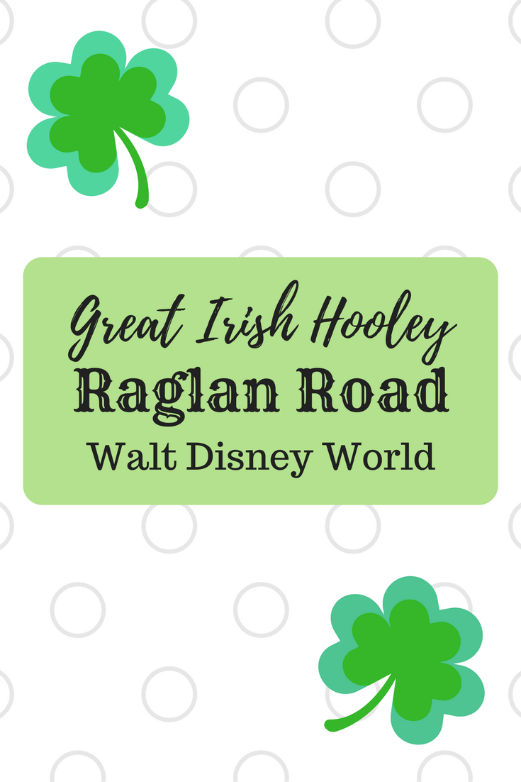 Disney Springs Raglan Road To Host Great Irish Hooley Festival