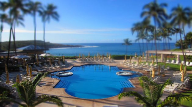 best hawaiian island lanai