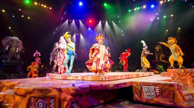 best disney world parades and shows